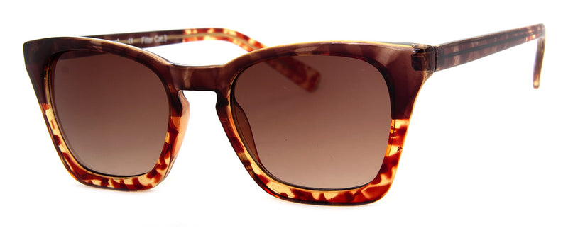 Tortoise - Sunglass Readers in a Cat Eye Frame for Women