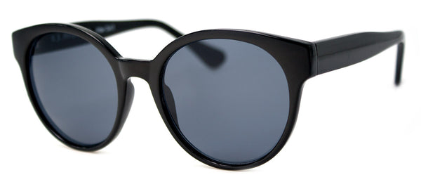 Black - Womens Sunglass Readers