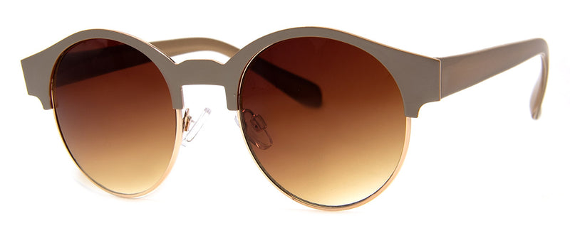 Brown - Funky, Stylish Sunglasses for Women & Men