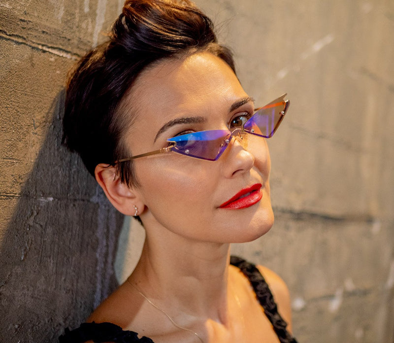 Ultra-Retro, Disco Sunglasses for Women