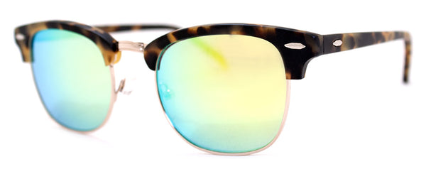 Tortosie Mens & Womens Optical Quality Hip Sunglasses
