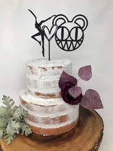 Load image into Gallery viewer, Custom Designed Wood Cake Topper