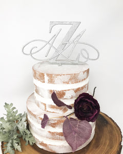 Custom LOGO Cake Topper
