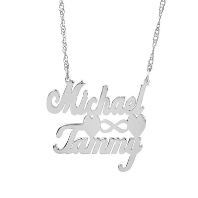 Michael & Tammy Love Necklace