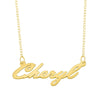 "Name Necklace ""Cheryl"""