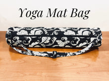 Load image into Gallery viewer, Butterfly Yoga Mat Bag; Yoga Bag; Zipper Yoga Bag; Workout Bag
