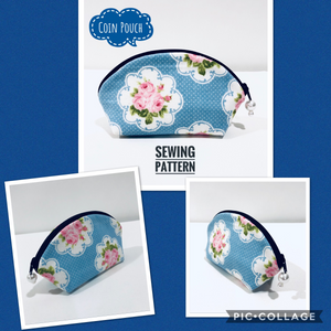 simple bag sewing patterns for beginner; purse patterns; pouch patterns