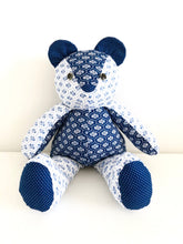 Load image into Gallery viewer, Teddy bear; teddy bear sewing pattern; stuffed animal sewing pattern; memory bear pattern