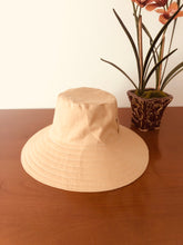 Load image into Gallery viewer, Hat pattern, bucket hat pattern; DIY hat pattern;  wider brim hat; Fashion hat; sewing pattern