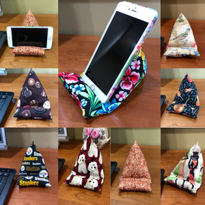 Phone stand phone pillow iPhone stand