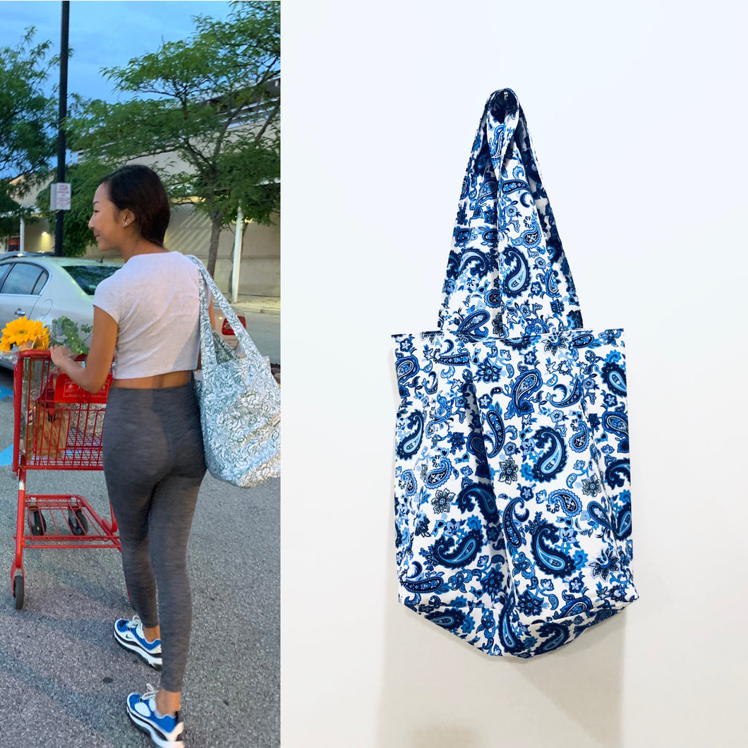 Grocery Bags; Large tote to carry all