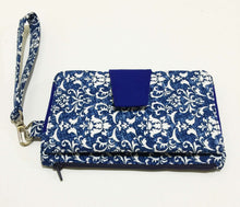Load image into Gallery viewer, Fabric Wallets and purses; Purses; wallets with card slots; cotton wallets