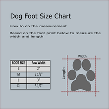 Load image into Gallery viewer, Dog Boots Sewing Pattern, Dog Sewing Pattern; Dog Boots PDF pattern; Dog Shoes Sewing pattern; PDF sewing pattern instant download