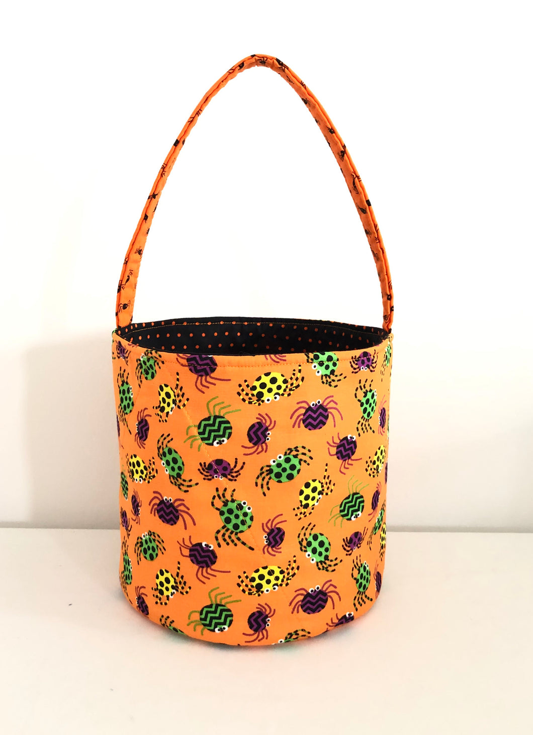 Trick-Or-Treat Bags Hallowen bags Candy bags; cotton handbags