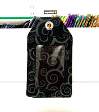 Load image into Gallery viewer, Pick any Fabric luggage tags; tags; ID tag; name tags