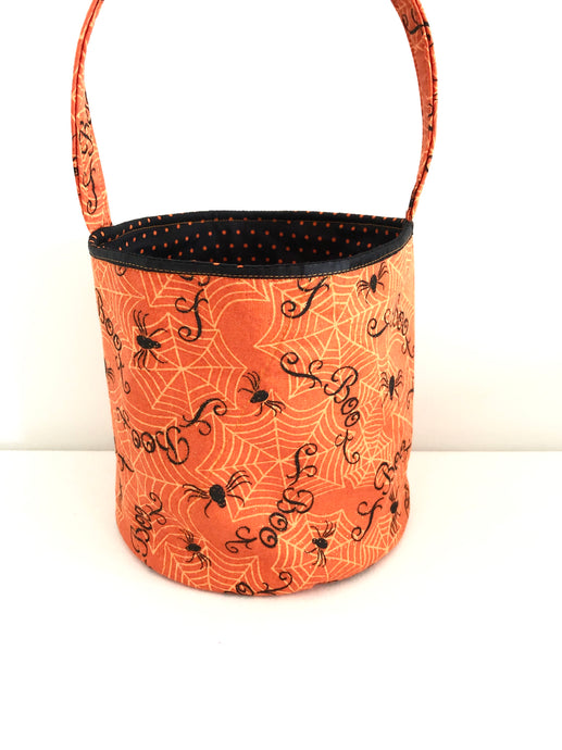Spider spooky Halloween handbags; Trick-Or-Treat Bags Hallowen bags Candy bags Candy tote for kids