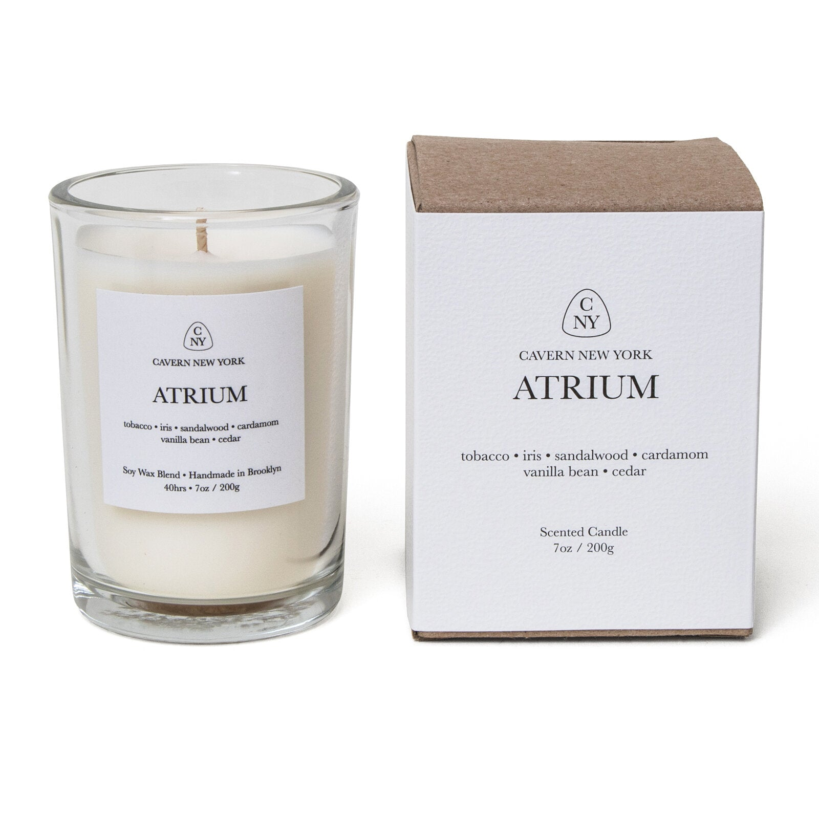 Atrium by Cavern NY Candle