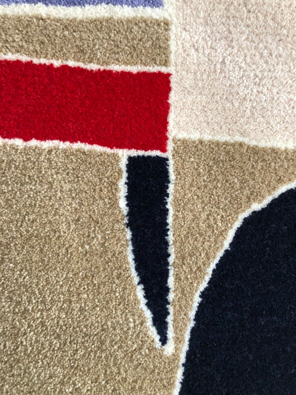 KJP x Home Union Moroccan Wool Limited Run Rug Design # 1
