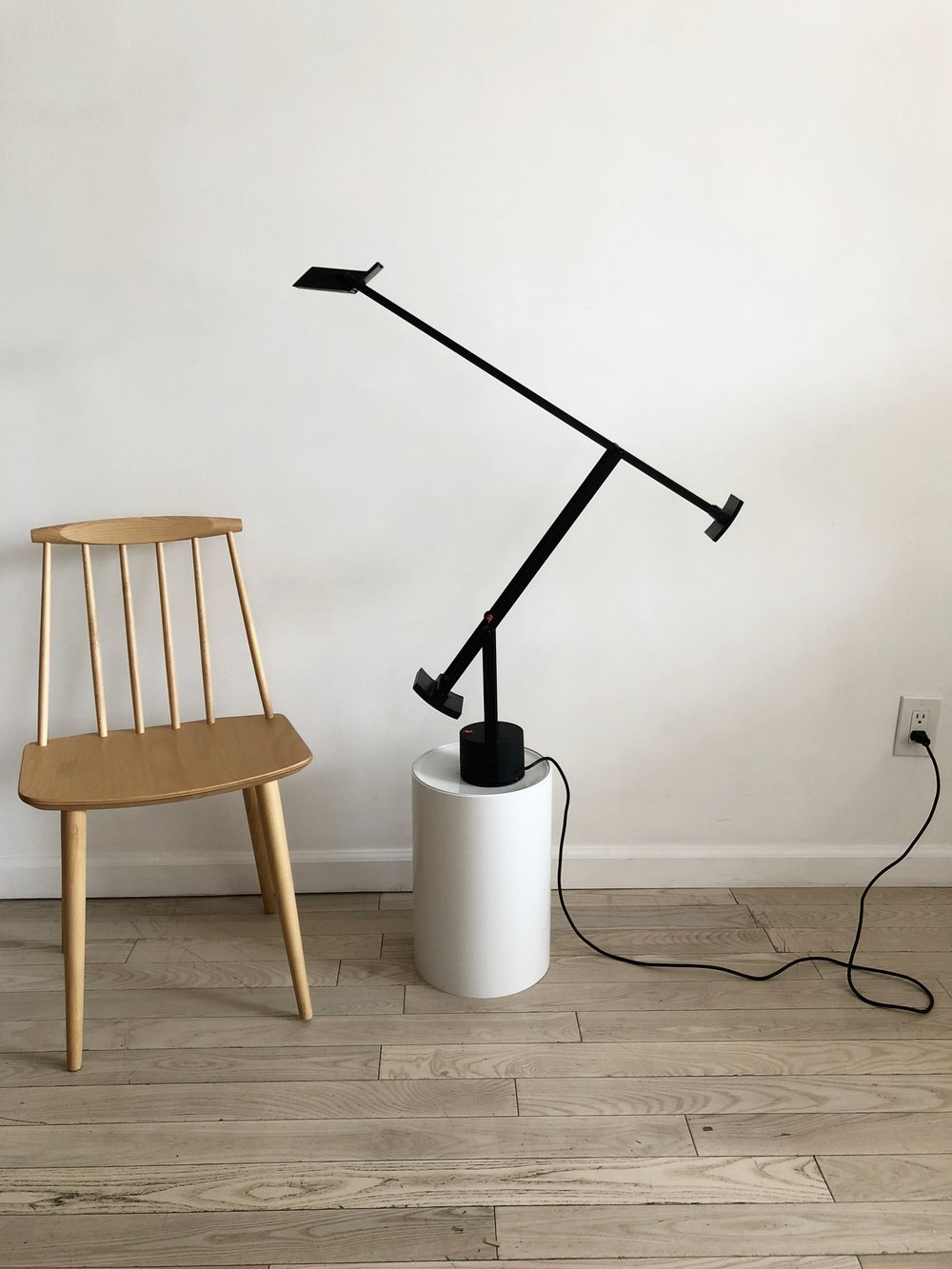 Tizio Lamp by Richard Sapper For Artemide Made in Italy