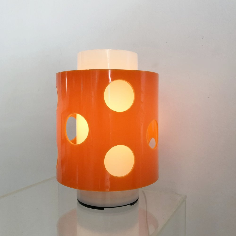 Space Age Italian Plastic table Lamp