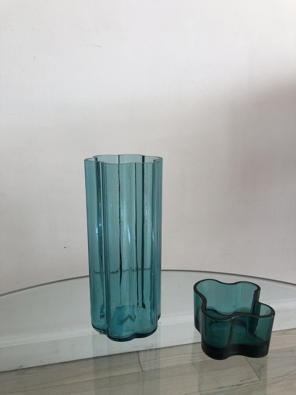 Mid century Dansk Flower Vase by Jens Quistgaard and Rita Puotila