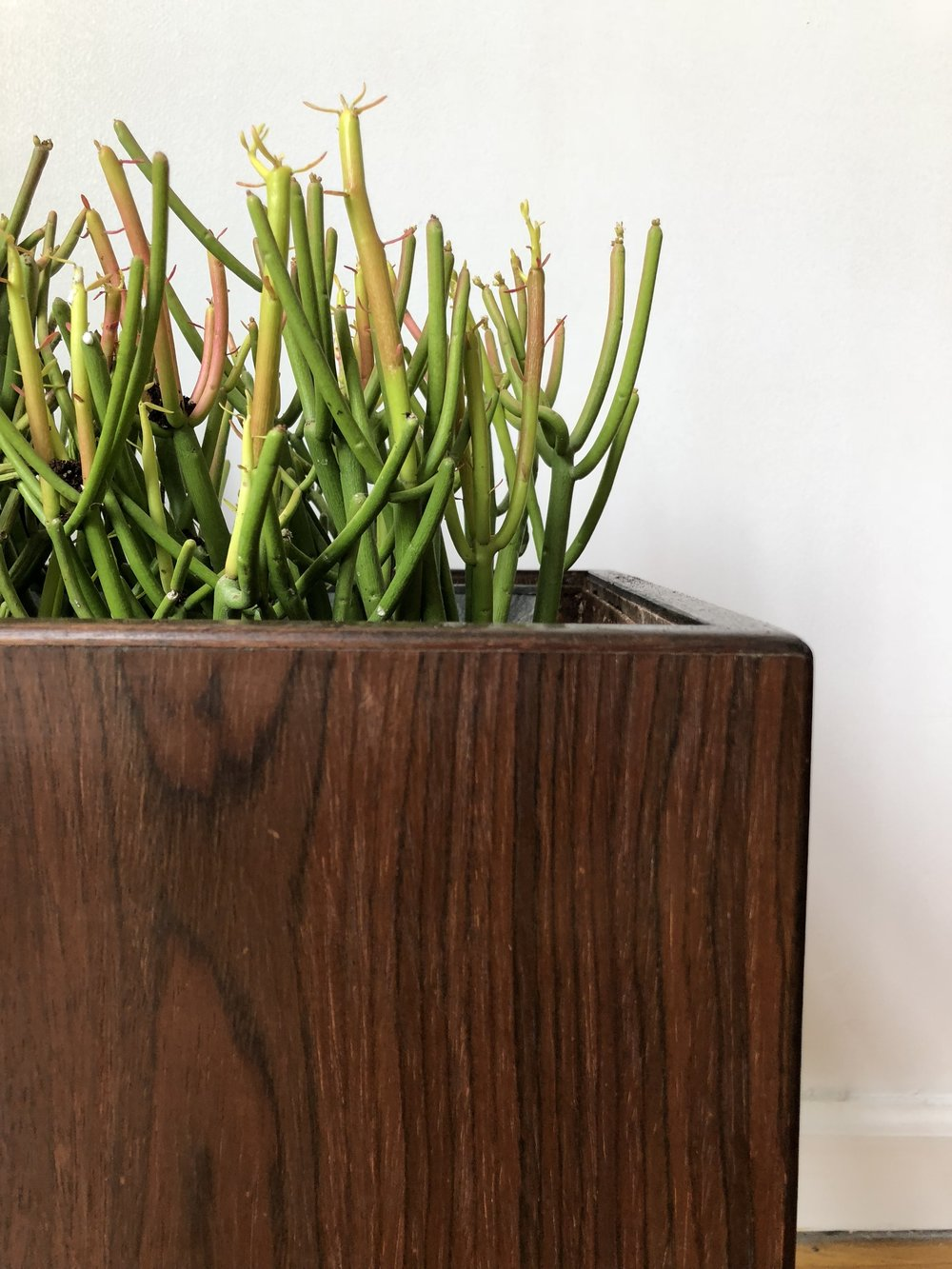 1960s Danish Kai Kristiansen for Salin Mobler Rosewood Planter