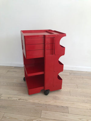 1969 Boby Cart Work Station by Joe Colombo Made in Italy
