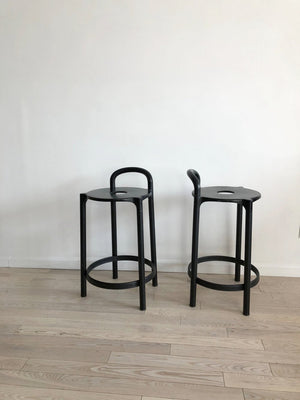1979 Pair of The Italian Bar Stool by Anna Castelli Ferrieri by Kartell