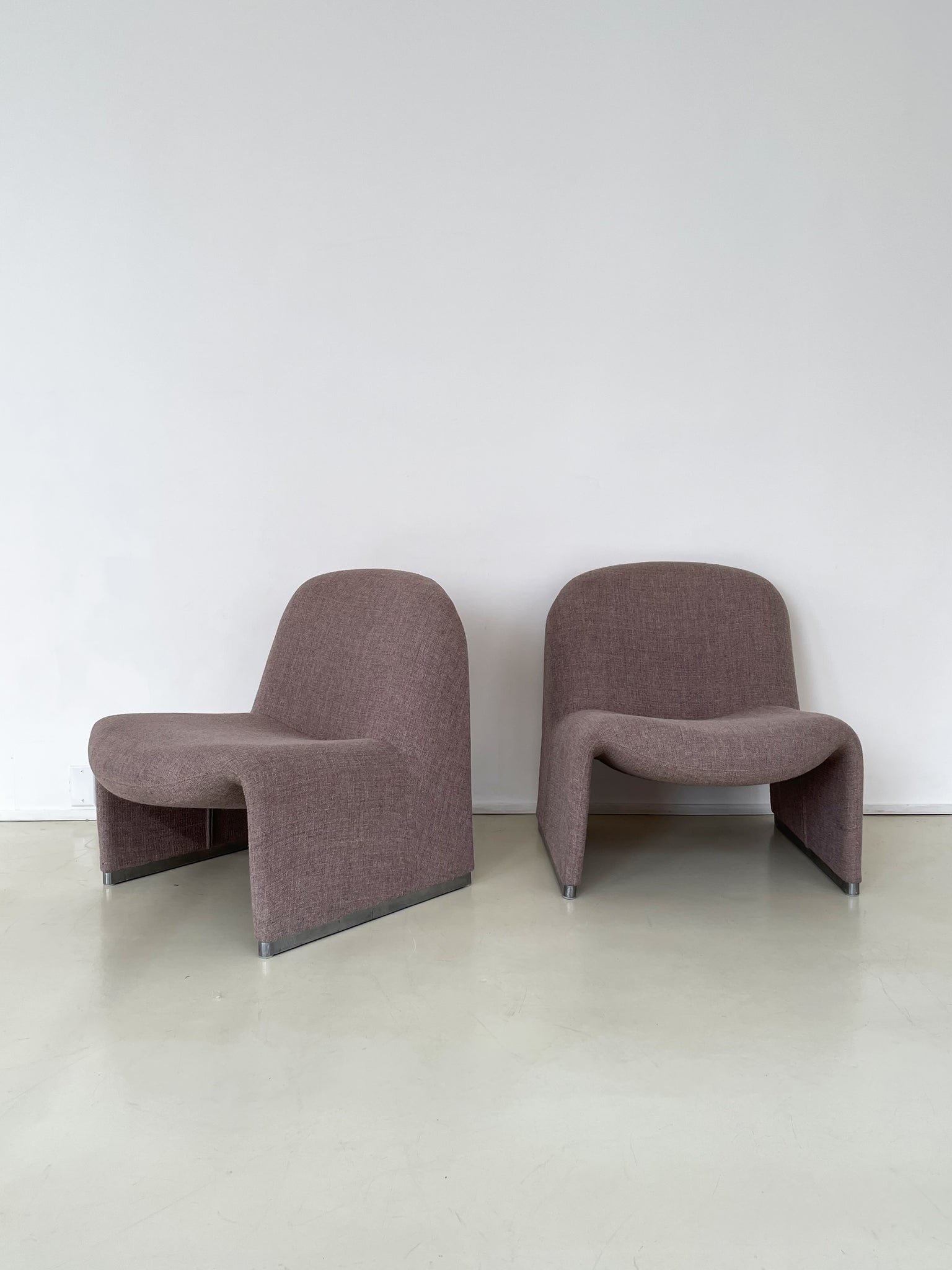 1970s Alky Chair by Giancarlo Piretti for Castelli - Each
