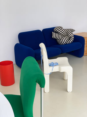 "1970s Plastic ""Universale"" Chair by Joe Colombo for Kartell"