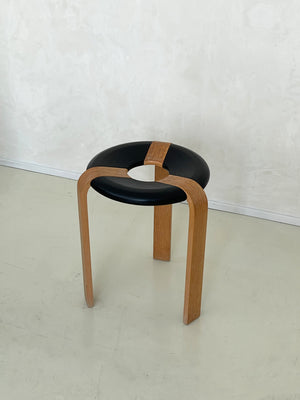 Rud Thygesen & Johnny Sørensen Donut stool for Magnus Olesen