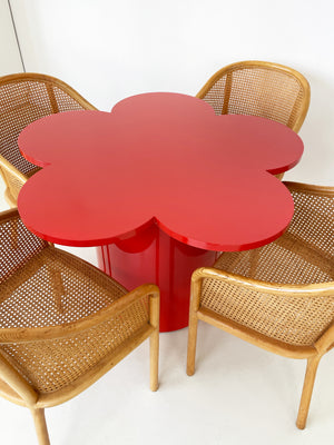 Iris Studio Flower Dining Table