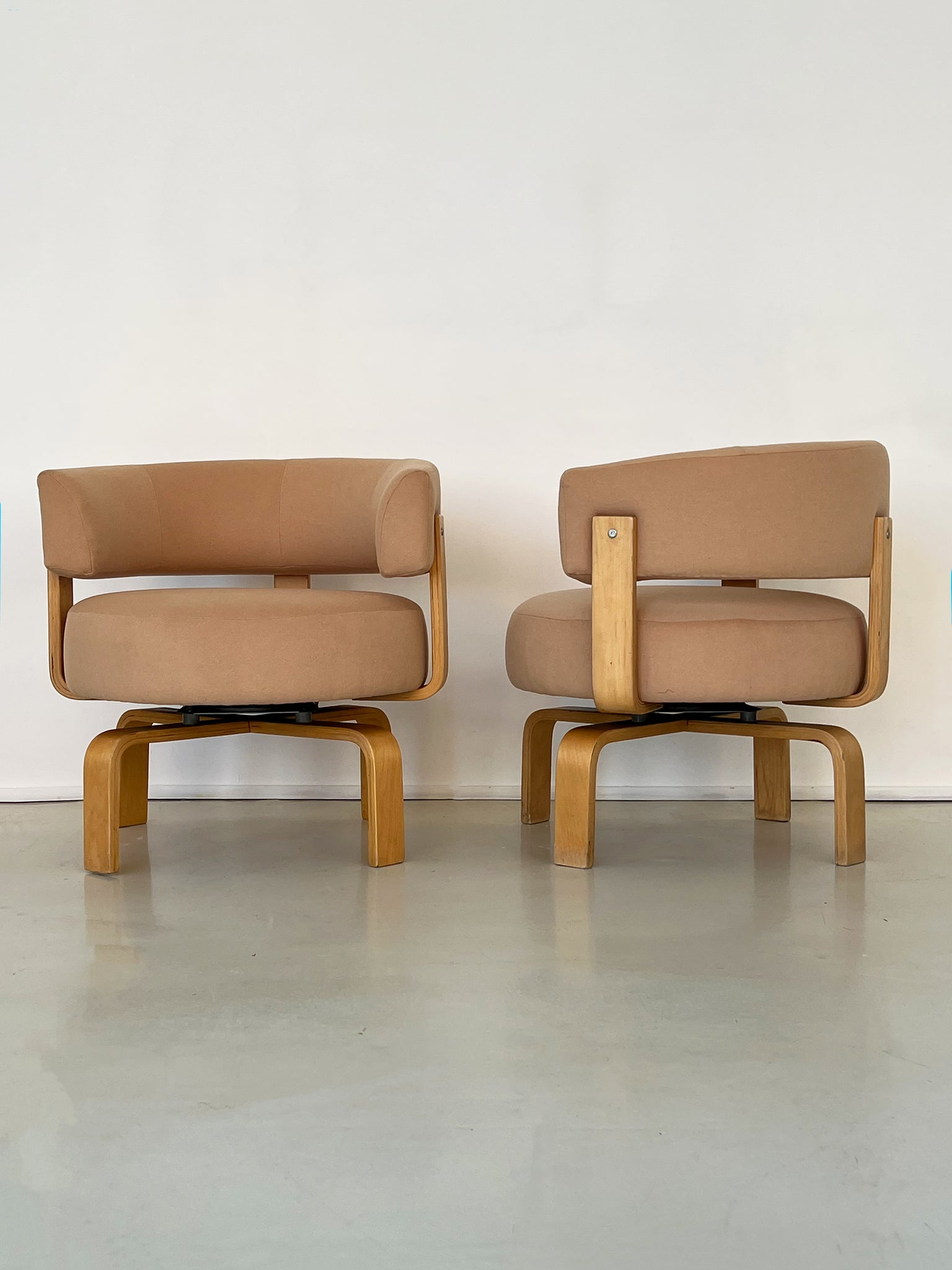1980s IKEA Italy Bent Metal Primary Colored Coat Rack