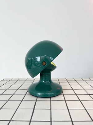 "Green 1963 ""Jucker"" Lamp by Tobia Scarpa for Flos, Italy"