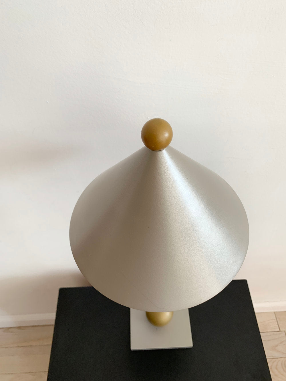 Memphis Style Robert Sonneman for Kovacs Table Lamp