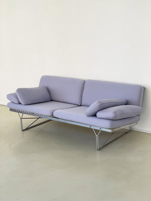 1980s Lavender Moment Sofa By Niels Gammelgaard