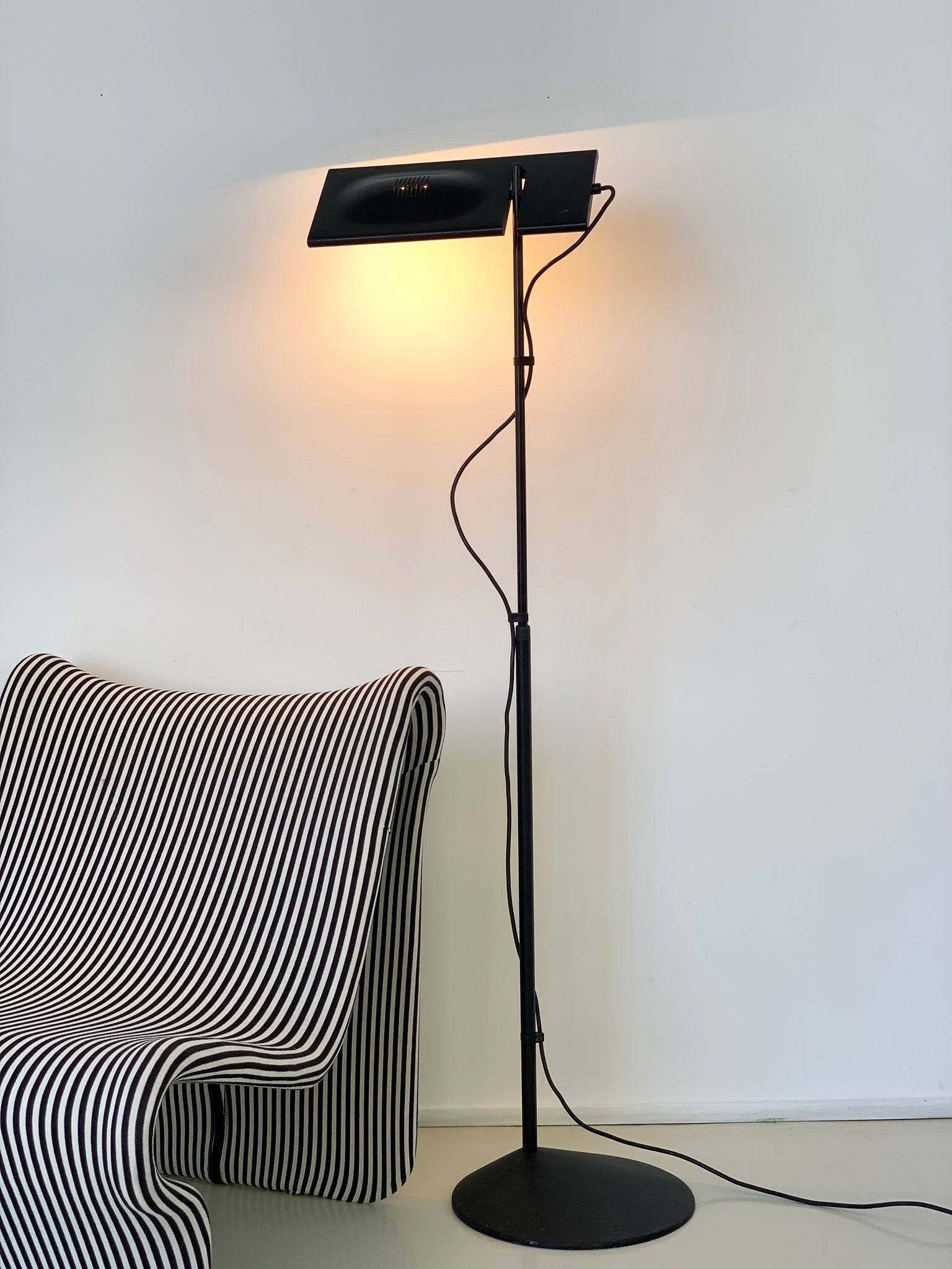 1980s Duna Terra Italian Paf Studio Lamp by Mario Barbaglia and Marco Colombo