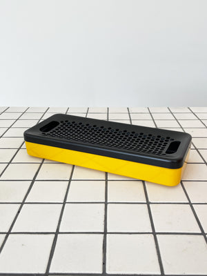 Yellow REXTILE Desk Organizer