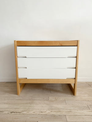 1978 Maple Three Drawer Dresser