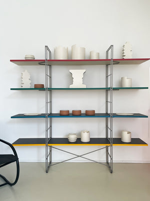 1980s Guide Shelving Unit by Niels Gammelgaard