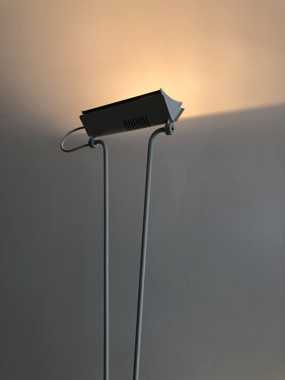 1970s Silver Cloud Floor Lamp by Piotr Sierakowski for Koch & Lowy