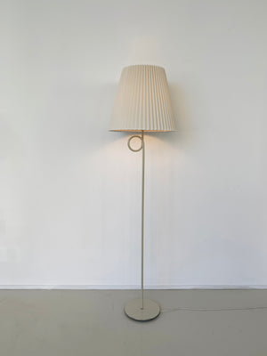 Mid Century Bent Metal Kovacs Floor Lamp