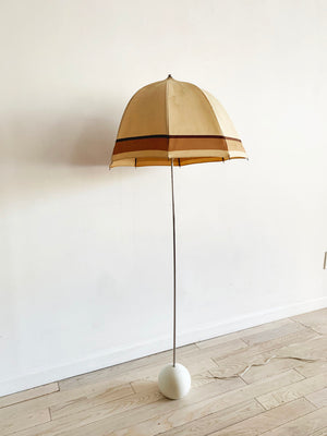 1975 George Kovacs Umbrella Floor Lamp