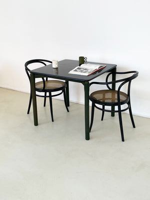 1960s Carimate Square Dining Table by Vico Magistretti for Cassina