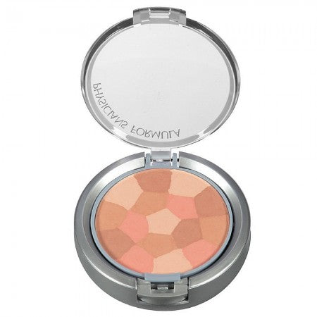 Physician's Formula Multi-Colored Blush Powder Palette, Blushing Peach [2465] 0.17 oz (1 Pack)