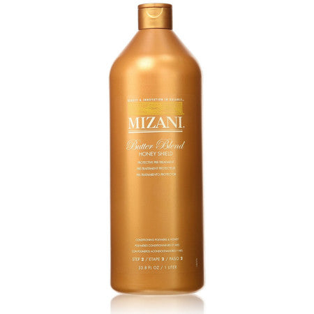 MIZANI Butter Blend Honey Shield Protective Pre-Treatment  33.8 oz (1 Pack)
