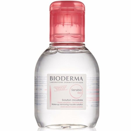 Bioderma Sensibio Micelle Solution Makeup Remover 3.33 oz (1 Pack)