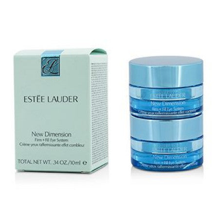 Estee Lauder Women's New Dimension Firm Plus Fill Eye System 0.34 oz (1 Pack)