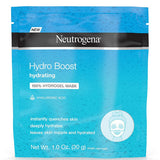 Neutrogena Hydro Boost Hydrating Hydrogel Mask 1 oz (1 Pack)