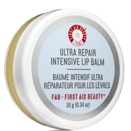 First Aid Beauty Ultra Repair Intensive Lip Balm  0.34 oz (1 Pack)